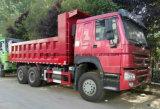 340 HP Sinotruk 6X4 팁 주는 사람 20 T에서 25 T 덤프 트럭
