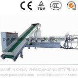 Plastica che ricicla la macchina di pelletizzazione per la pellicola di plastica di PLA BOPP del PE pp