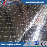 5 barre/Diamond/2 esclude il fornitore di alluminio del piatto dell'impronta (1100, 3003, 5052, 6061)