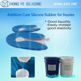 Due parti di 1:1 di di gestione di gomma di silicone facile per la fabbricazione dei sottopiedi
