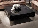 Tavolino da salotto moderno domestico dell'oro della Rosa della mobilia