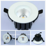 SAA UL (conductor) LED Downlight, Empotrado COB 7W 8W 9W 10W Downlight LED