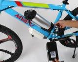 28 pouces 250W / 350W / 500W Mountain Magnesium Alloy Sport E-Bicycle pour adulte