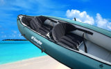Doppelter Kanu-Kajak-einzelner Canoeing Kajak