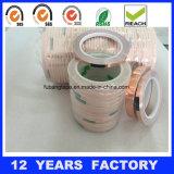 Una muestra gratis! ! ! Conductora de lámina de cobre de alta calidad de la cinta cinta de protección EMI/RFI UL ignífugo