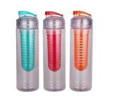 2017 plástico presente de promoção garrafa de água (HA09029)