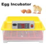 24 утки цыпленка Hatcher автоматических цифров СИД инкубатора яичка поворачивая Eggs цыплятина