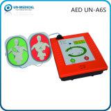 Defibrillator esterno automatizzato VEA Emergency portatile di uso con il software del PC