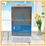 2017 Caixa de papel de embalagem cosméticos de luxo