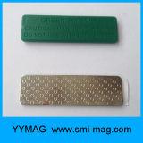 Designação de plástico de alta qualidade titular ímãs ímãs de etiqueta de nome