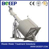 Tambour rotatif en acier inoxydable barre mécanique de l'écran de traitement des eaux de la machine