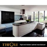 Gabinetes da despensa da cozinha da pintura do lustro (AP123)