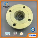 De Flens ANSI/ASME/En/DIN van de Hals van de Las van de Flens van het roestvrij staal (KT0464)