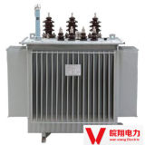 S11-630kVA de Ondergedompelde Transformator van de Stroom Olie
