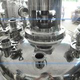Reactor químico de la calefacción eléctrica del acero inoxidable con el mezclador para la industria