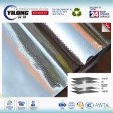O ecrã térmico do tecido laminado de Alumínio