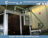 Manguito de PVC de reducción de la etiqueta de la máquina de etiquetado