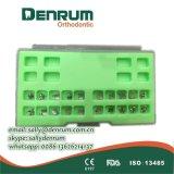 Material de ortodoncia Denrum Fancy Roth de malla de Soporte Soporte base Ce FDA ISO