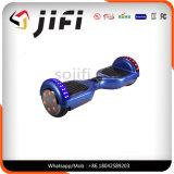 Scooter électrique à deux roues avec éclairage LED et Bluetooth
