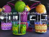 Paseo rotatorio del carrusel de los cabritos para la venta, carrusel rotatorio al aire libre barato
