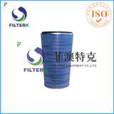 Filterk P191805 Des filtres à air Turbine à gaz cylindrique Élément de filtre à poussière