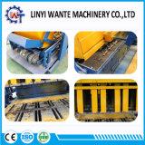 A cavidade concreta móvel da colocação de ovo do bloco do cimento Wt10-15 obstrui Makingmachine