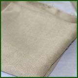 100% de fibra de yute en tela de arpillera de alta calidad
