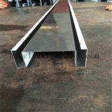 Usine en acier de profil de profilé en u d'acier inoxydable de Foshan 304