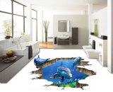 Azulejos del Micro-Cristal 5D para el azulejo del fondo de la TV