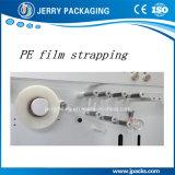 Nueva película aumentada del PE Jlj-180 que ata con correa liando la máquina para el rectángulo
