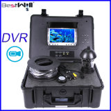 7 '' het Digitale Scherm DVR de OnderwaterCamera van de Omwenteling van 360 Graad 7C