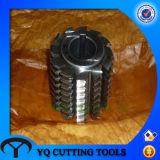 錫コーティングが付いているHSS Htd 8mベルトの車輪ギヤ歯切り工具のカッター