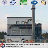 아프리카에 있는 무거운 산업 Prefabricated 강철 구조물 공장 건물