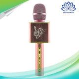 Mini haut-parleur professionnel de mini de taille de Bluetooth d'orateur microphone extérieur de Karaok