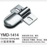 Herrajes de acero inoxidable para puertas de cristal eje de giro