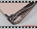 Стильная повелительница Бумажник муфты с предохранением от угла металла планки запястья руки металла