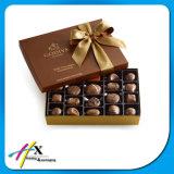 De met de hand gemaakte In het groot Luim keurt het Vakje van de Gift van het Document van de Chocolade van het Suikergoed van de Douane goed
