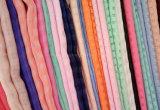 Tela a cuadros de organza para vestidos y mantel