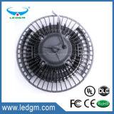 산업 UFO Highbay 점화 램프 IP65는 130lm/W 200W 150W 100W LED 높은 만 빛을 방수 처리한다