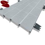 Fabrication colorée de la Chine de diversité de sélection du plafond en aluminium de bande
