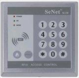 Contrôle d'accès simple de porte avec la carte K138 de fin de support