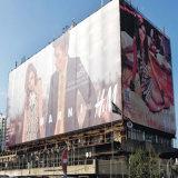 Outdoor Building Wraps pour l'utilisation de la publicité PVC Large Mesh Banner