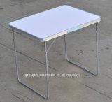폴딩, 알루미늄, 옥외, 야영 테이블