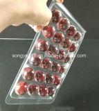 Коробка волдыря еды любимчика ясная Waxberry