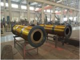 造られた長いS355jr鋼鉄シリンダー管