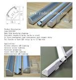 Objectif de diffuseur givré / clair / opale Slim Flat Thin LED Profilés en aluminium / Extrusion pour bande LED