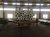 circulation routière en acier galvanisée par 6m Pôle