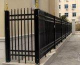Het Ijzer die van uitstekende kwaliteit de Omheining van het Gietijzer van het Type Fence/EUR Gieten