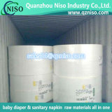 Раздатчик. Эластичный Nonwoven материал для полосы шкафута пеленки младенца от Китая