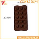 прессформа шоколада формы треугольника торта Mold/3D формы треугольника 3D/прессформа льда